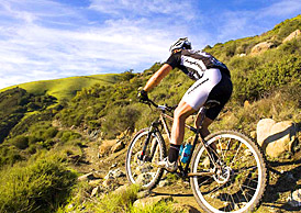 San Rafael: Mountain Biking